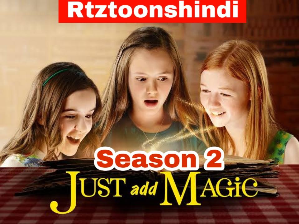 just add magic season 2 episode 14