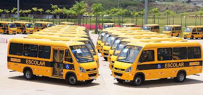 Araruna é obrigada a regularizar situação do transporte escolar por determinação da justiça