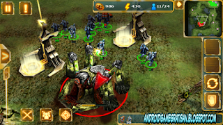 Starfront: Collision HD apk + data