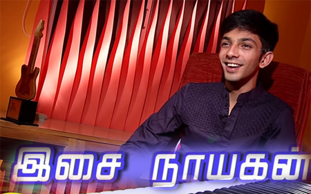 Isai Nayagan – Deepavali Special Program