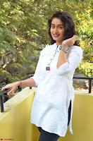 Kiran Chetwani in Denim and White Kurti  Exclusive 040.JPG