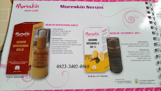 Agen Moreskin Serum Vitamin C