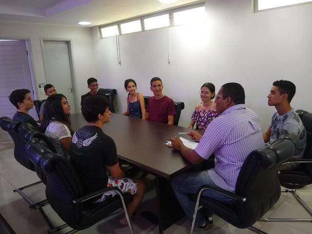 Reunião da Diretoria do Grêmio