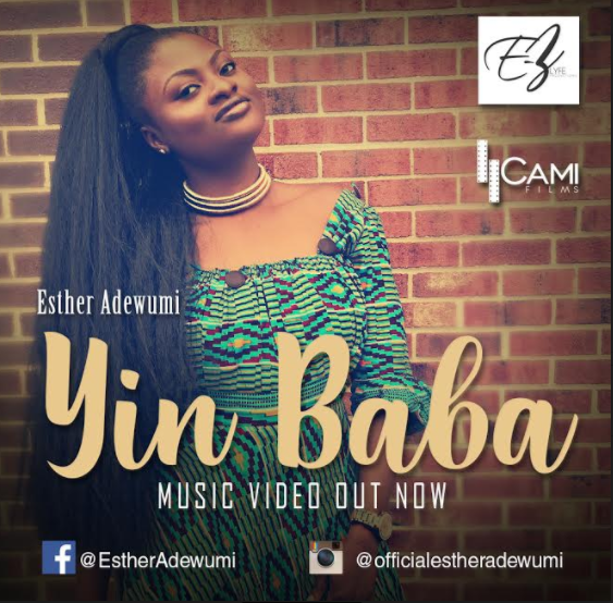 "VIDEO: Esther Adewumi Celebrates Birthday With New Music Video ""Yin Baba (Praise God)"" @EstherOAdewumi"