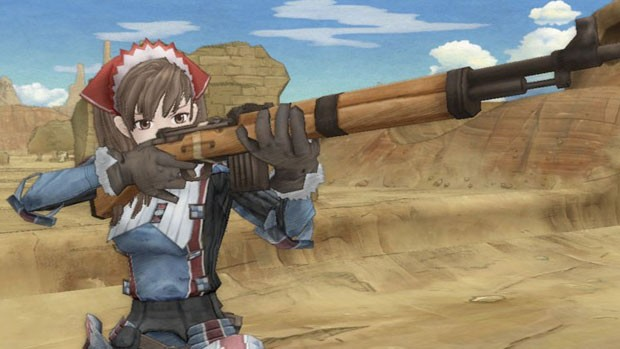 Valkyria Chronicles Screenshot-3