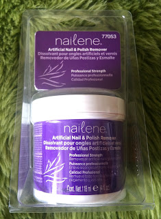 Louboulush S Beauty Blog Nailene Artificial Nail Amp Polish Remover