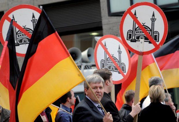 Kebencian Terhadap Islam dan Yahudi Meningkat di Jerman