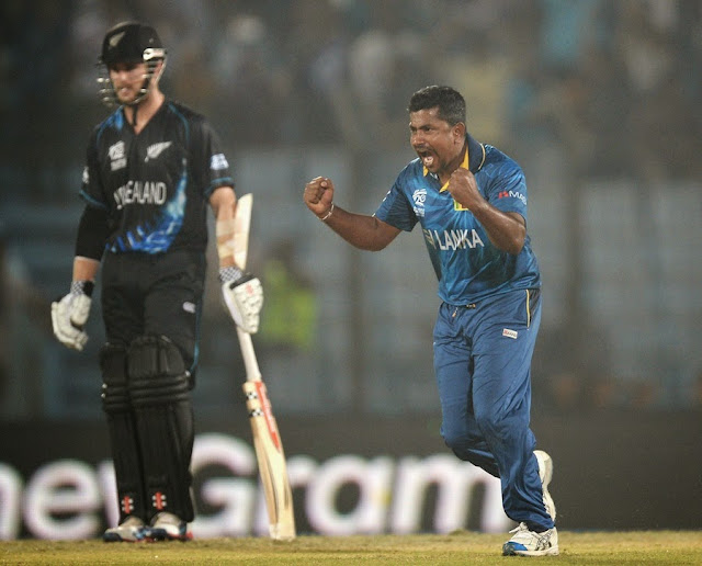 "Sri Lanka v New Zealand, Chittagong: Herath produced spell of the tournament. | Planet ""M"""