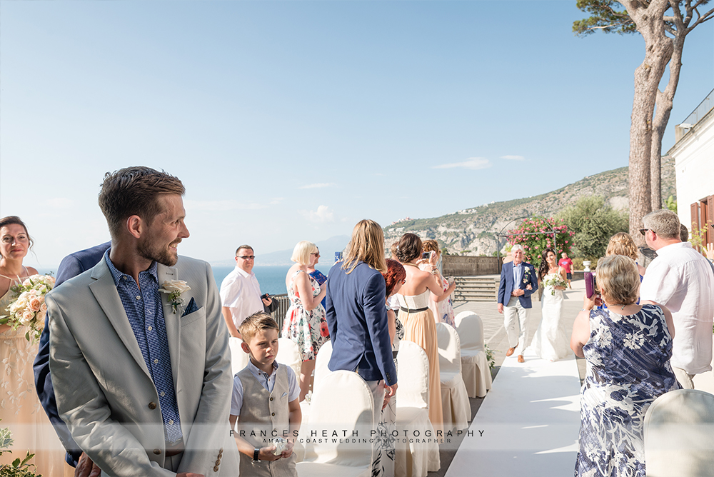 Wedding at Villa Fondi