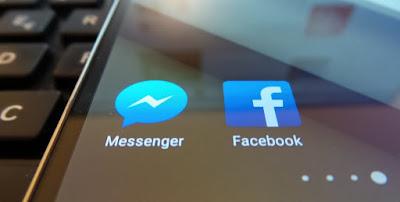 فيسبوك انستغرام ماسنجر محادثات تطبيق سينوغرافيا تكنولوجيا برامج