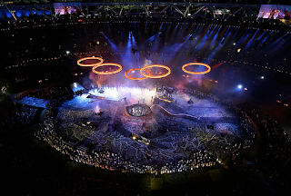 2012 london olympic opening Ceremony e-lankanews