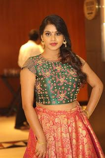 Actress Sai Krupa Stills at Trendz Vivah Collection Launch  0006