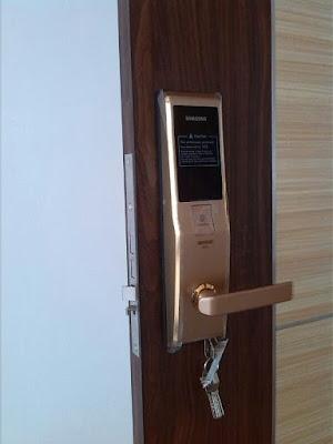 Khóa cửa điện tử cho bệnh viện