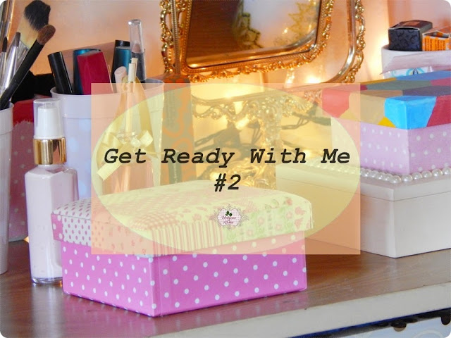 get ready with me, se arrume comigo, blog retrô, jell mariane