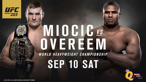 Poster Of UFC 203 Miocic vs Overeem 11th September 2016 600MB HDTV 480p x264 Free Download Watch Online
