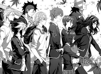 "Reseña de ""Food Wars: Shokugeki no Soma"" (食戟のソーマ) vol.14 - Panini Manga"
