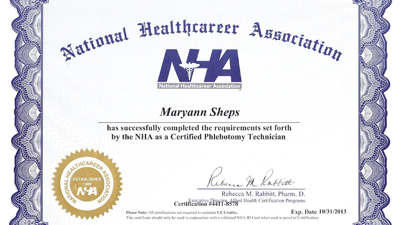 National Certification For Medical Assistants Assistant Choices