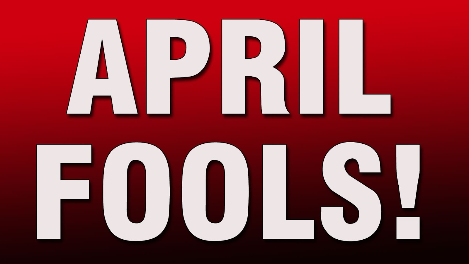 april fools April fools' day: april fools' day, in most countries the first day of april it received its name from the custom of playing practical jokes on this day—for example, telling friends that their shoelaces are untied or sending them on so-called fools' errands.