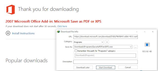 download addin word ke pdf