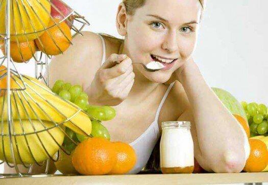 Những loại thực phẩm trị mụn an toàn nhất
