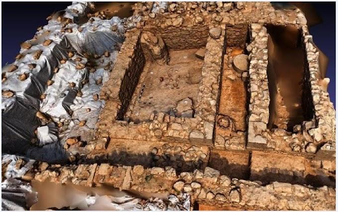 Πάφος: Ανακαλύφθηκε οικονομικό κέντρο του 5ου αιώνα π.Χ. κοντά στο ιερό της Αφροδίτης