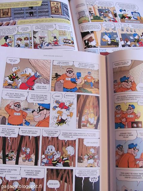 paiqo: sarjakuvia