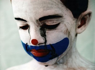 Il clown triste