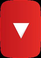 YouTube Rotated Logo