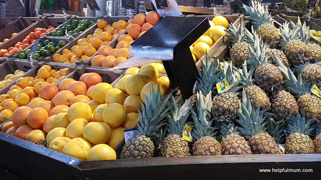 Fresh Pineapples Keelham Farm