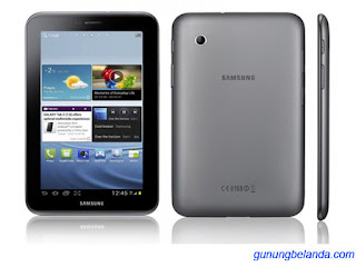 Cara Flash Samsung Galaxy Tab 2 7.0 (3G + WiFi) GT-P3105