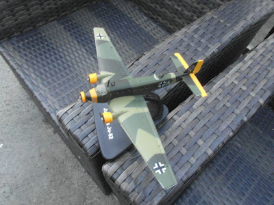 Atlas Editions 1/144 Junkers Ju-52 Transport picture 2