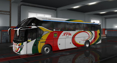 Livery All New NPM Legacy SR2 by Erwin Utama Putra