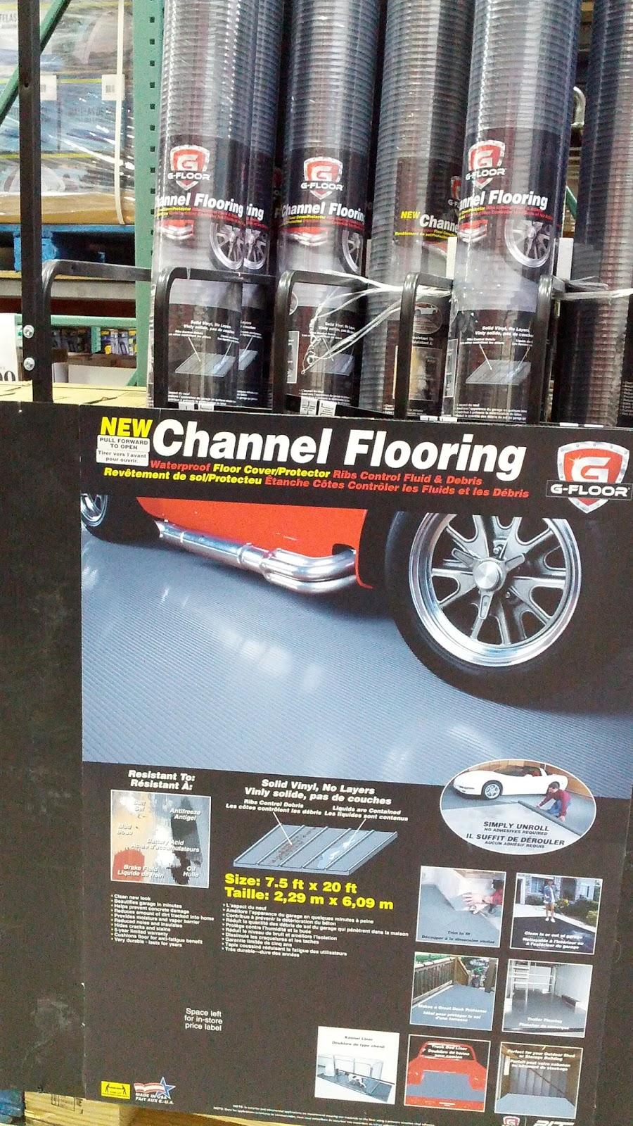 Better Life Technology G Floor Garage Flooring Covering