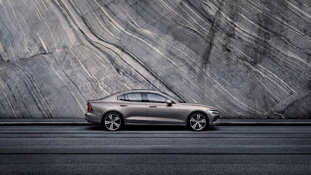 Next 2019 Volvo S60 US Hot Sale side view