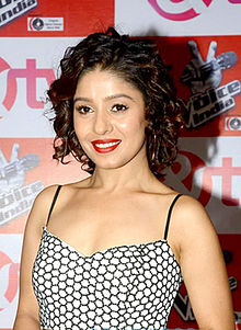 Top 10 Highest Paid Singer 2016 Sunidhi Chauhan