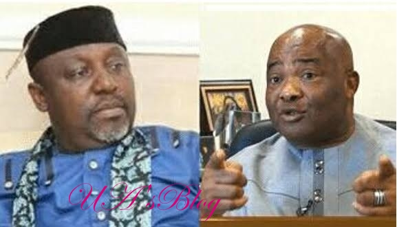 APC Governorship Candidate, Hope Uzodinma Will Never Win Election In Imo - Rochas Okorocha