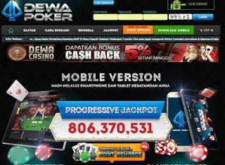 Dewa Poker | Agen Poker Online Terpercaya