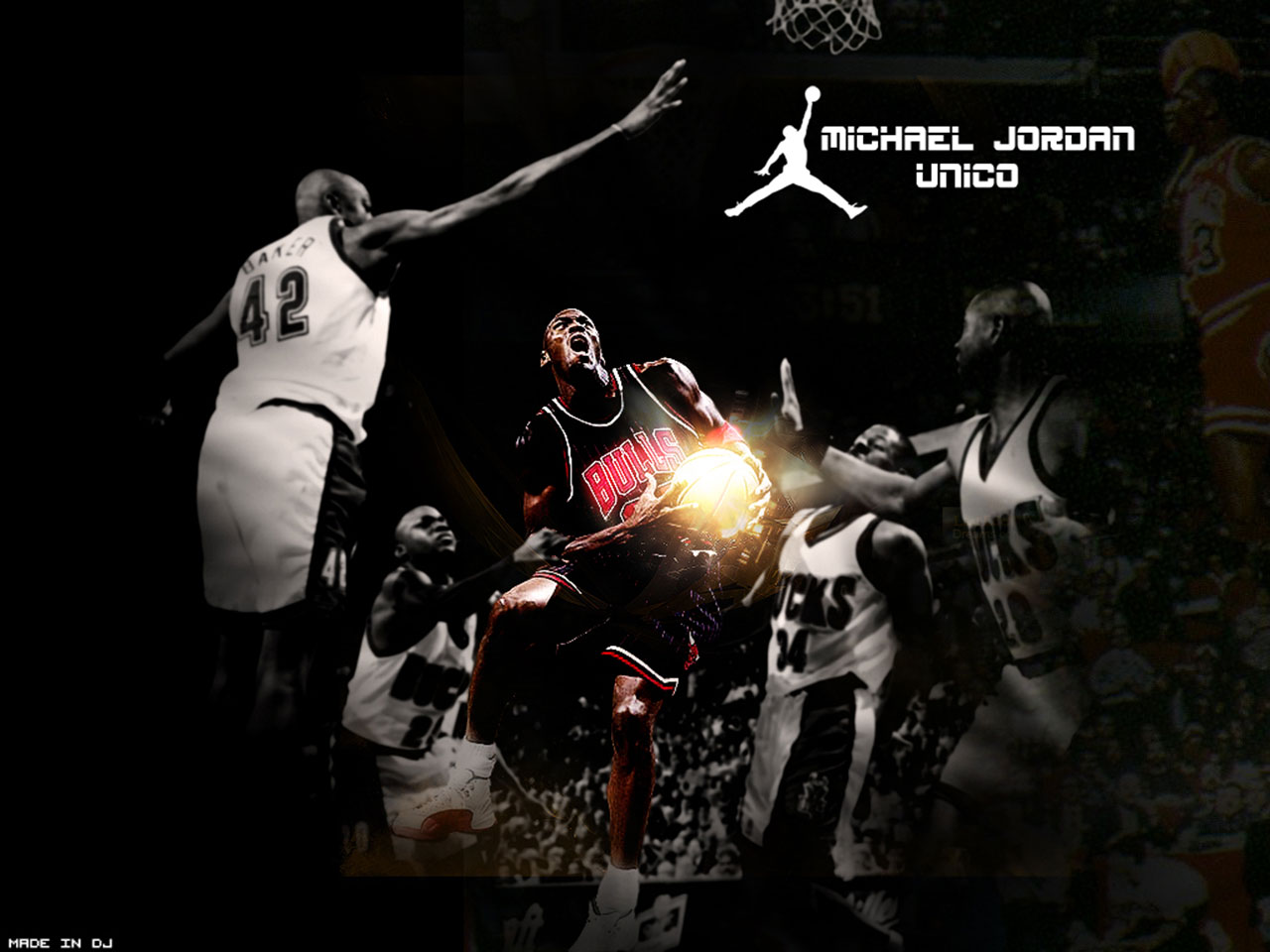 MICHAEL JORDAN WALLPAPERS ~ HD WALLPAPERS