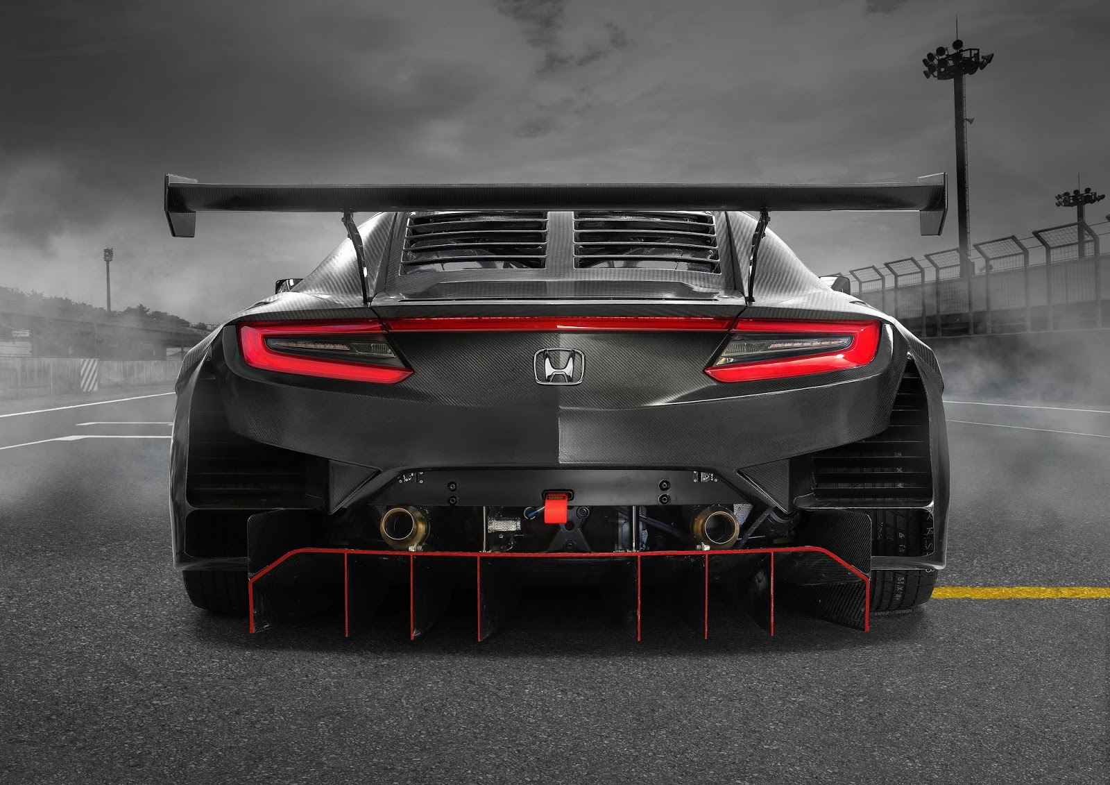 To NSX GT3 Evo θα αγωνιστεί σε παγκόσμιο επίπεδο το 2019