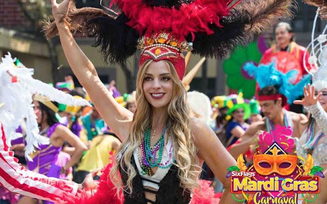 Ven a contagiarte del espíritu de Nueva Orleans en Six Flags México (Video)