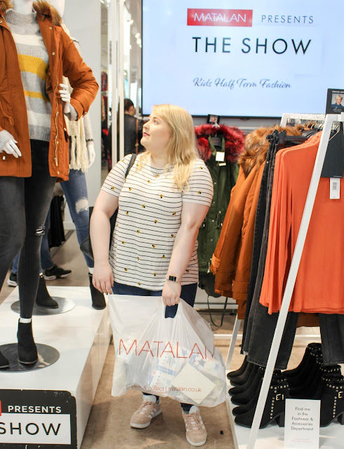 Danielle Levy, Matalan, Matalan Liverpool, Christmas, Autumn, Winter, Liverpool, Liverpool blogger,