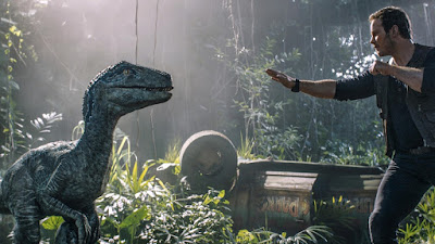 Maio na Amazon Prime Video - Jurassic World Reino Ameaçado