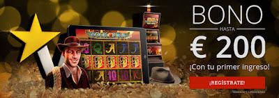 Aprovecha los bonos de bienvenida de los casinos online