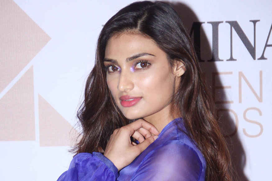 Athiya Shetty Attend Femina Women Awards 2017 Photo Gallery