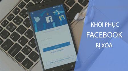 Cách khôi phục lại tài khoản Facebook bị khóa - Blocked 2019