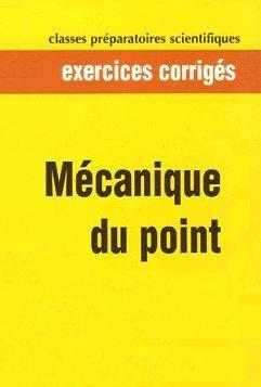 Livre : Mécanique du point PDF