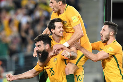 Live Streaming Australia vs Peru