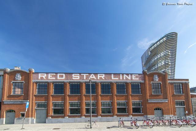 Red Star Line Museum - Amberes por El Guisante Verde Project