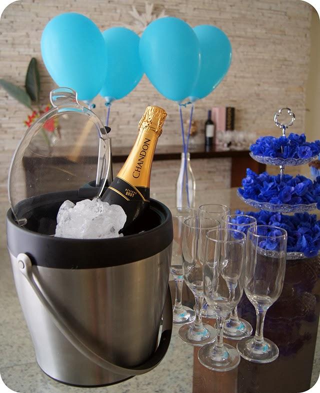 festa surpresa Decoração  Inspiração Aniversário Surpresa