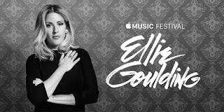 Ellie Goulding Apple Music Festival 2015 on iTunes